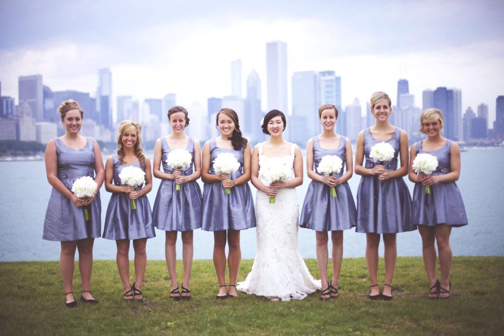 A British Steele Wedding