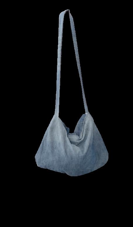 Denim Messenger Bag by British Steele