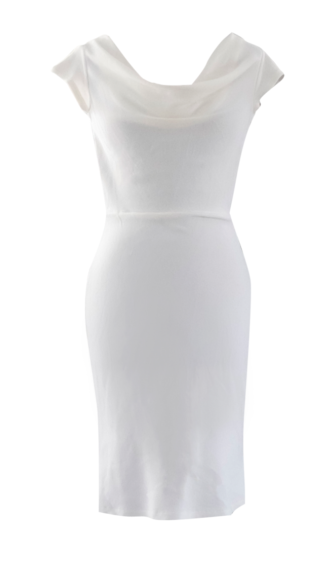 British Steele Marilyn Pencil Dress