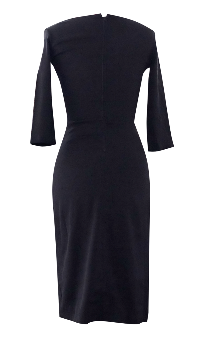 Funeral Dress by British Steele