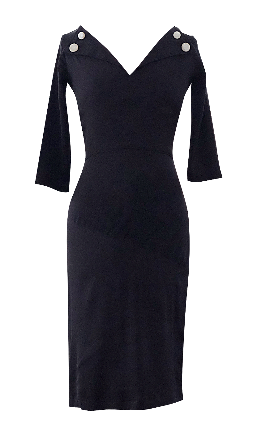Elegant Style Clothes Modest Dresses Black Tops Funeral Outfits Funeral Attire