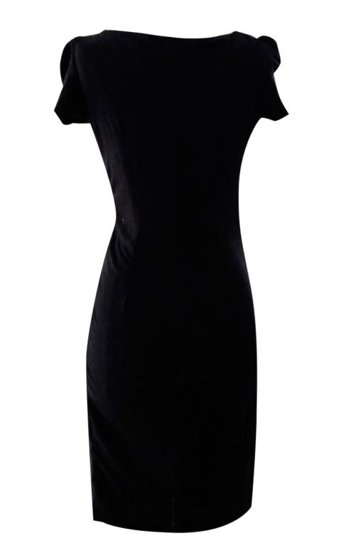 Little Black Office Dress by British Steele