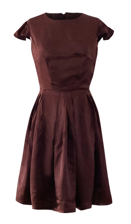 Siena Full Skirted Dress by British Steele